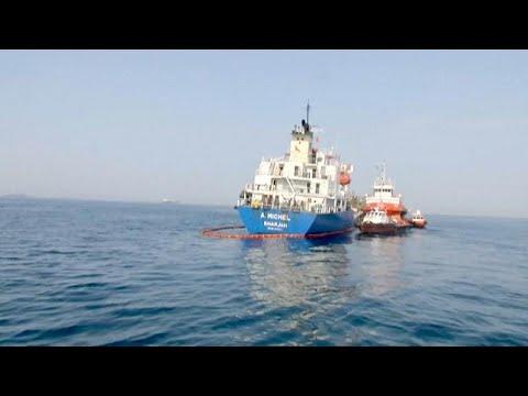 Σε άνοδο το πετρέλαιο μετά τις επιθέσεις κατά τάνκερ