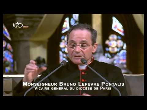 """""""Croire, un don, une décision ?"""" par Mgr Bruno Lefebvre-Pontalis"""