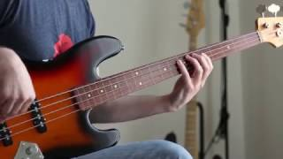 Jaco Pastorius - Liberty City (Invitation) [Bass Cover]