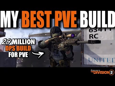 The BEST PvE Build in WT5 | Division 2 - SleepY0 - Video