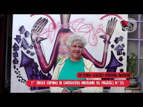 Camino al Encuentro Plurinacional de Mujeres