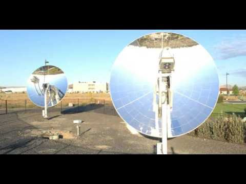 Renovalia And Infinia Partner To Build Solar Dish Stirling