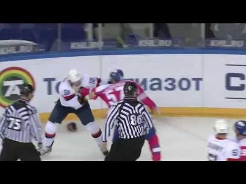 Stanislav Romanov vs. Rok Ticar