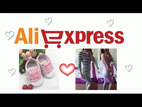 AliExpress.Распаковка посылок с  Алиэкспресс.Супер крутой заказ)