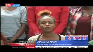 Kundi la vijana Kayole wapanga kuhubiri amani kabla na baada ya uchaguzi mkuu