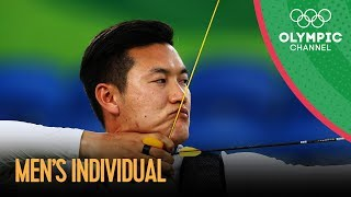 Men's Archery Individual Gold Medal Match | Rio 2016 Replay