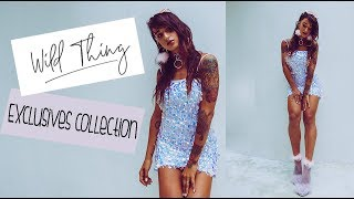Wild Thing 'Exclusives' Collection Lookbook Video