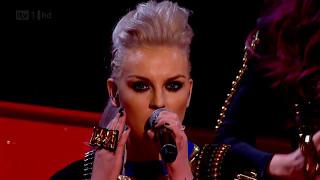 Little Mix - DNA Live X-factor 2012