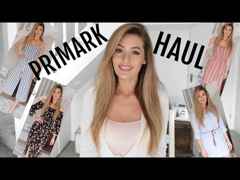 f666bf3996 Primark haul and try on march 2018 spring new in