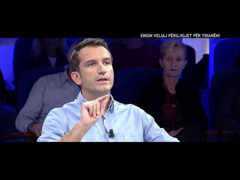 Opinion - Erion Veliaj pergjigjet per Tiranen! (21 shtator 2017)