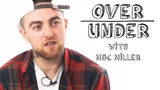 Watch Mac Miller Rate Strip Clubs, Siri and Barbra Streisand