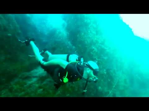Sail Rock - The Best Dive Site in The Gulf of Thailand