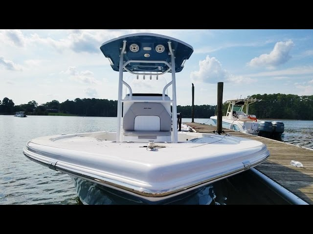 Sea Pro 248 DLX Bay Boat FIRST LOOK! The BEAST of Bay Boats! Team Old School
