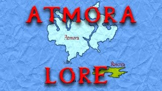 Atmora - What Is It Like? Elder Scrolls Lore