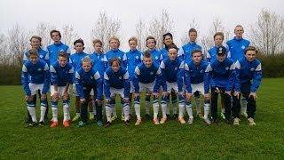 preview picture of video 'IFK Lidingö P99:1 - Hvidovre U15 Träningsmatch 2014-04-17'