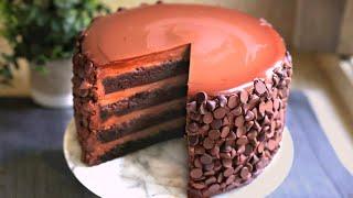 150-Hour Chocolate Cake
