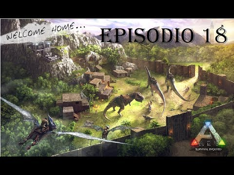 ARK Survival Evolved - Ep.18 - La Raptor Squad e un Bug Incredibile !