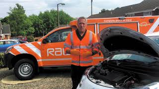How to look after your car from home - RAC car care tips