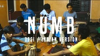 Numb desi / indian cover by Vminor