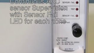 1S25 Arc Fault Demonstration System