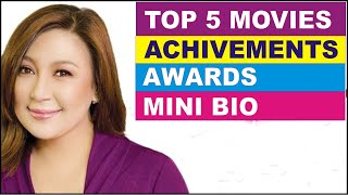 Award-Winning Filipino Actress ♥ Sharon Cuneta ♥ Mini-Bio ♥ Fim Awards ♥ Top Rated Movies