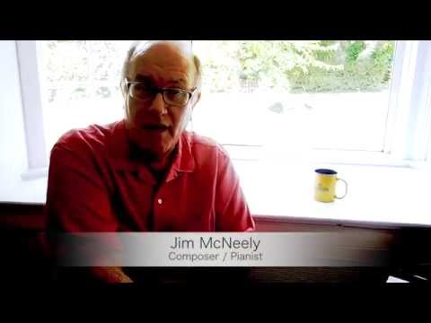 Interview w/ Jim McNeely 2 - about Bob Brookmeyer on OverTime / Music of Bob Brookmeyer - VJO online metal music video by THE VANGUARD JAZZ ORCHESTRA