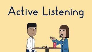 <span class='sharedVideoEp'>012</span> 積極性聆聽 Active Listening