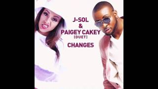 J-Sol - Changes (feat. Paigey Cakey)