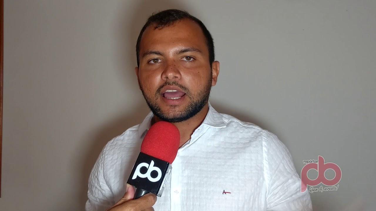 Secretário de Esporte fala dos investimentos no setor realizados no Município de Vieirópolis