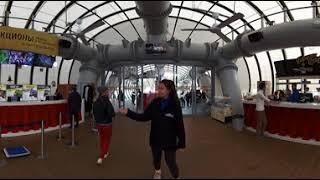 Экскурсия 360 в 4К по Скайпарку AJ Hackett Sochi