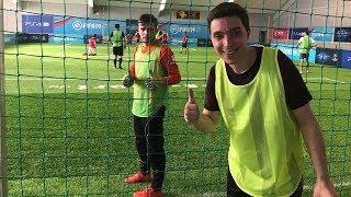 AM JUCAT FIFA STREET IN VIATA REALA CU YOUTUBERI !!!