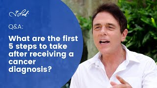 Q&A with Dr Lodi: First 5 steps after a cancer diagnosis