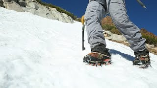 Alpine & Mountaineering: 10. Descending on Snow | Climbing Tech Tips