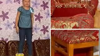 """Перетяжка и ремонт мягкой мебели от компании Мебельное ателье """"Константа"""" - видео 2"""