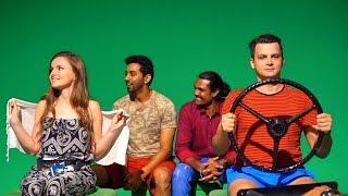 СНЯЛИСЬ в ИНДИЙСКОМ ФИЛЬМЕ! Влог из парка Bollywood | Dubai | Дубай
