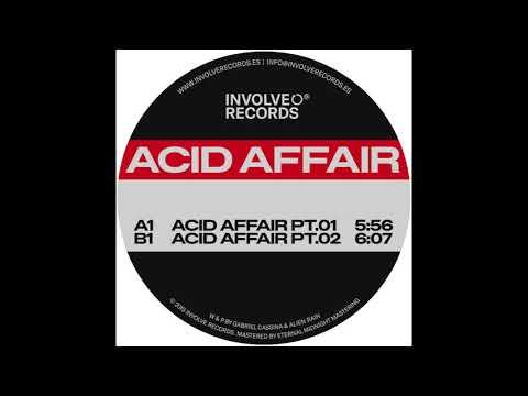 Regal & Alien Rain - Acid Affair Pt.02 [INV024]
