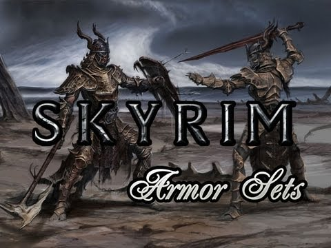 skyrim armor
