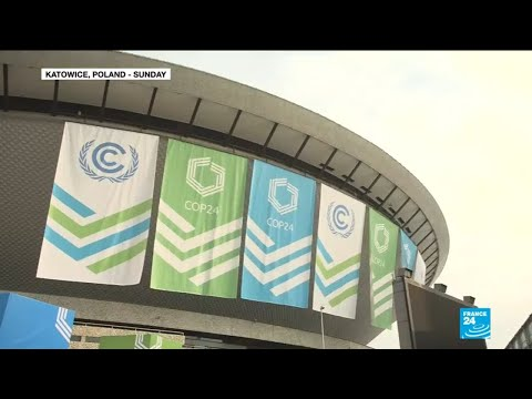 UN climate talks open in Poland with call for 'urgent' action