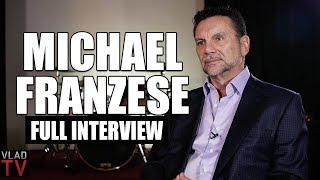 Michael Franzese on Joining Mafia, Stealing Millions, John Gotti, Michael Jordan (Full Interview)