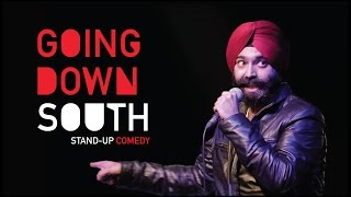 Going Down South| Stand-Up Comedy by Vikramjit Singh
