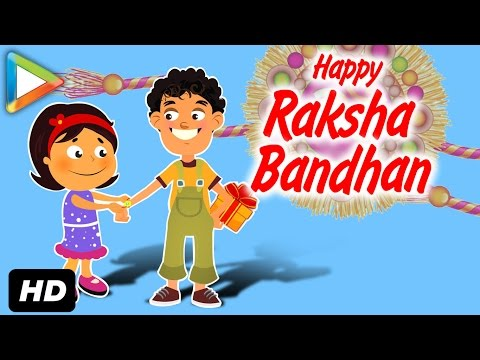 Happy Raksha Bandhan 2016 | Rakhi | Greetings | Wishes | Video from Sister to brother