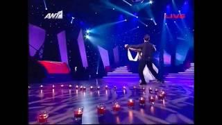 Errika Prezerakou - Έρικα Πρεζεράκου Nothing else matters (Dancing with the stars)