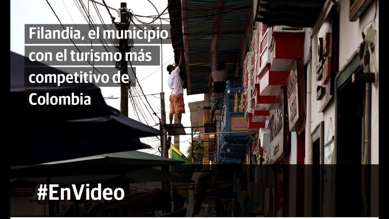 Filandia, el municipio con el turismo más competitivo de Colombia
