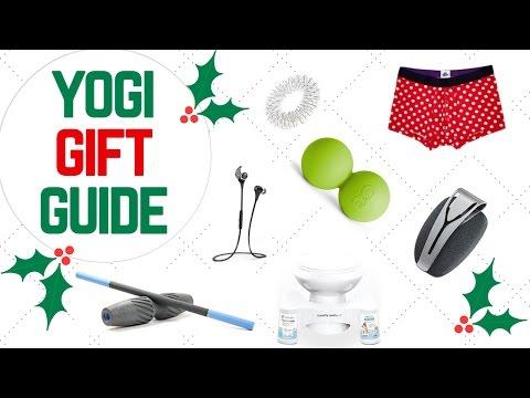 🎁  YOGI GIFT GUIDE 🎁  Yoga Gift Ideas – All price ranges!   Sarah Beth Yoga