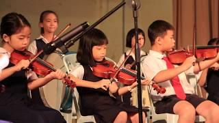 2018 霹雳怡保育才华小儿童节庆典 - 管弦乐队