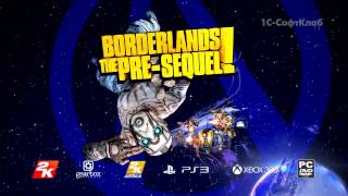Купить Borderlands: The Pre-Sequel для STEAM
