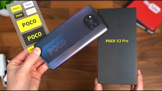 Xiaomi Poco X3 Pro Unboxing!