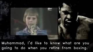 Muhammad Ali prepared to die (Tribute to Ali)