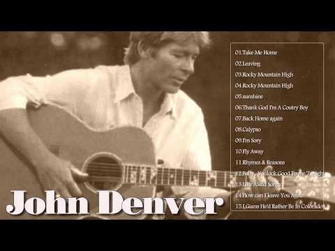 John Denver Greatest Hits Full Album - The Best Of John Denver