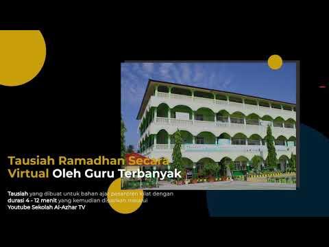MURI: Tausiah Ramadhan Secara Virtual Oleh Guru Terbanyak